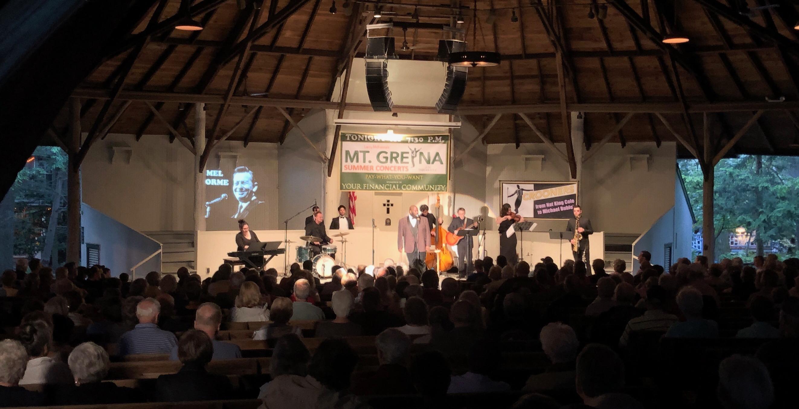 Timbers Mt Gretna Christmas 2021 Larry Mckenna Mt Gretna Summer Concerts